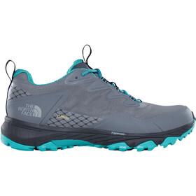 The North Face Ultra Fastpack III GTX Shoes Dam zinc grey/porcelain green